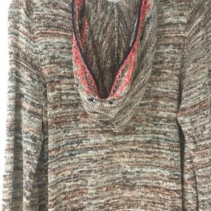 Lucky Brand Sweaters - 🍀 Lucky Brand Boho Large Knit Cardigan🍀